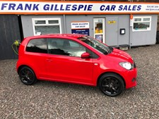 Skoda Citigo 1.0 MPI (60ps) Colour Edition Hatchback 3d 999cc