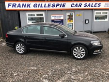 Volkswagen Passat 2.0TDI (140ps) SE BlueMotion Tech Saloon 4d 1968cc