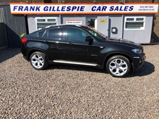 BMW X6 3.0TD (245bhp) xDrive30d BluePerformance Station Wagon 5d 2993cc Auto