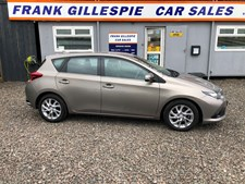 Toyota Auris 1.6D (110bhp) Business Edition Hatchback 5d 1598cc