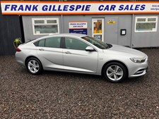 Vauxhall Insignia 2.0TD (170ps) Tech Line (Nav) BlueInjection (s/s) Grand Sport 5d 1956cc