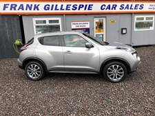 Nissan Juke 1.5dCi (116ps) Tekna (s/s)(Open-air roof)(Xenons) Hatchback 5d 1461cc