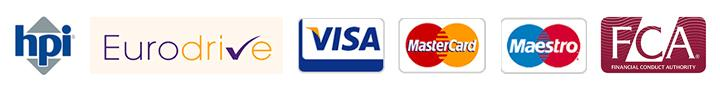 Payment methods logo